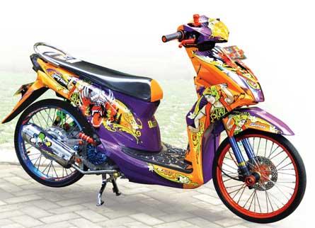 Honda Beat Fi 15 Malang Dub City Duta Wisata Ujung Timur
