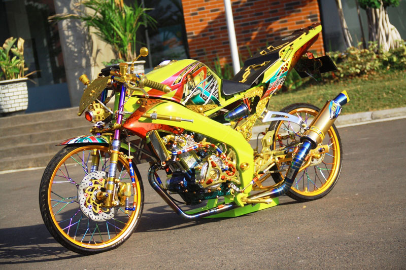 Yamaha V Ixion 14 Tegal This Is Jack Sparrow Racing